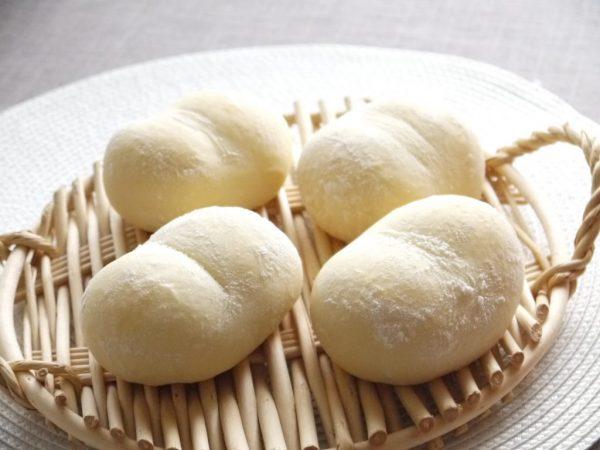 応用コース焼成ヨーグルト仕込みの白パン