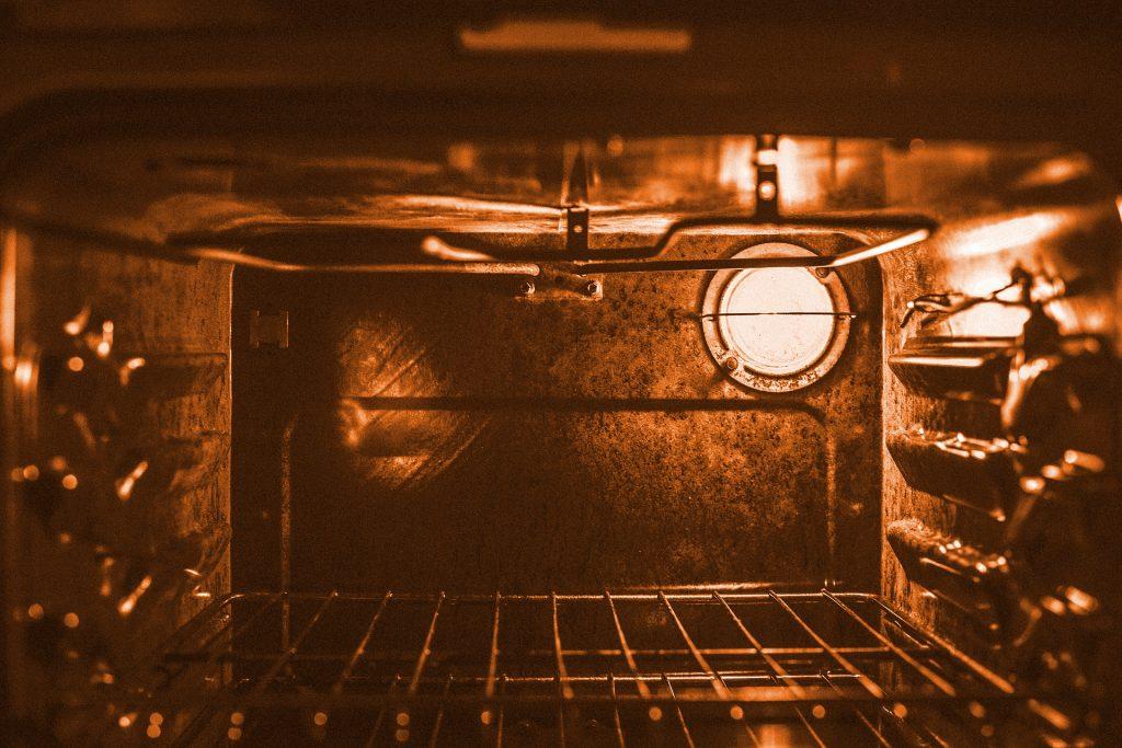 オーブン (パンの焼成温度)